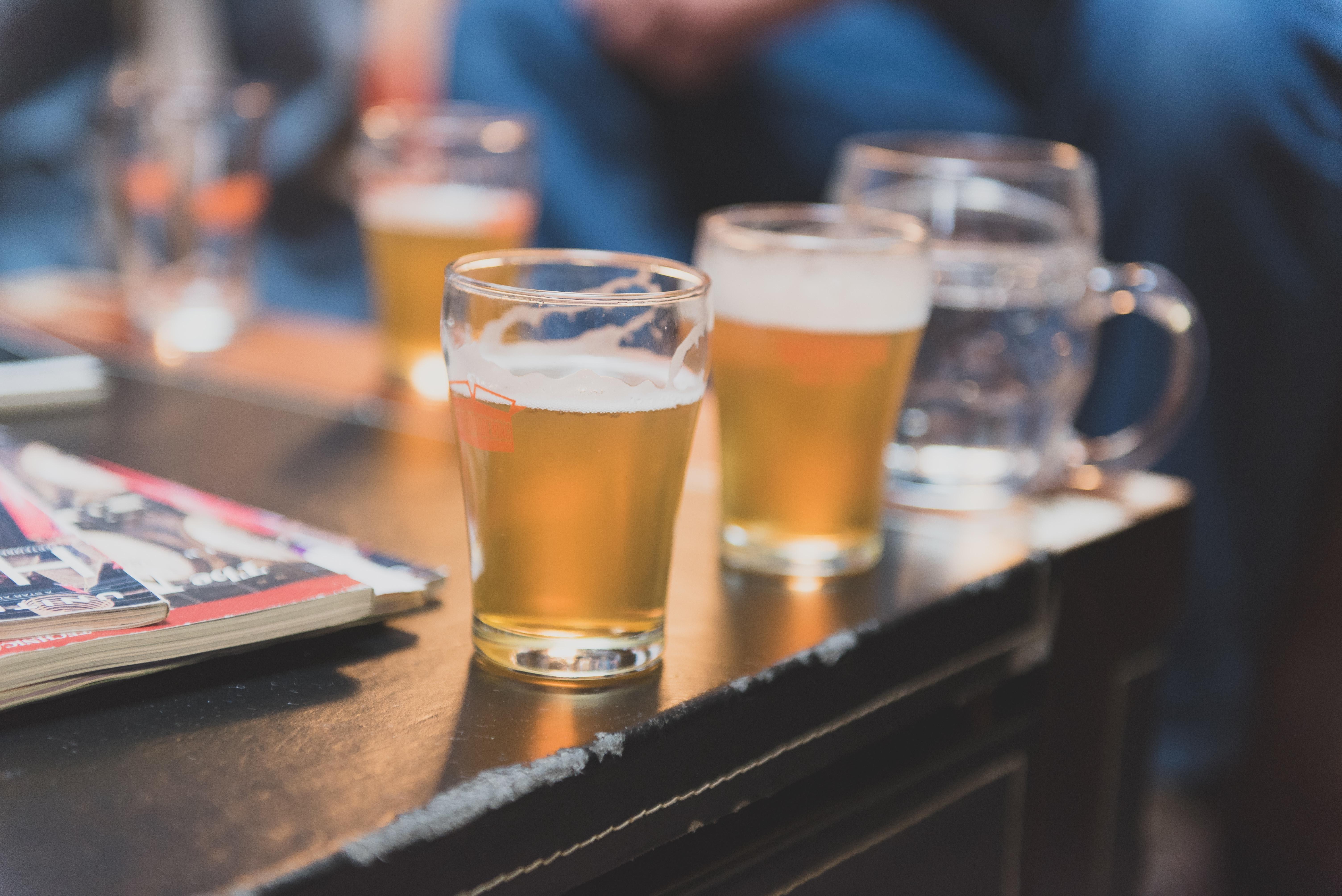 4 reasons to stop wine-ing off beer