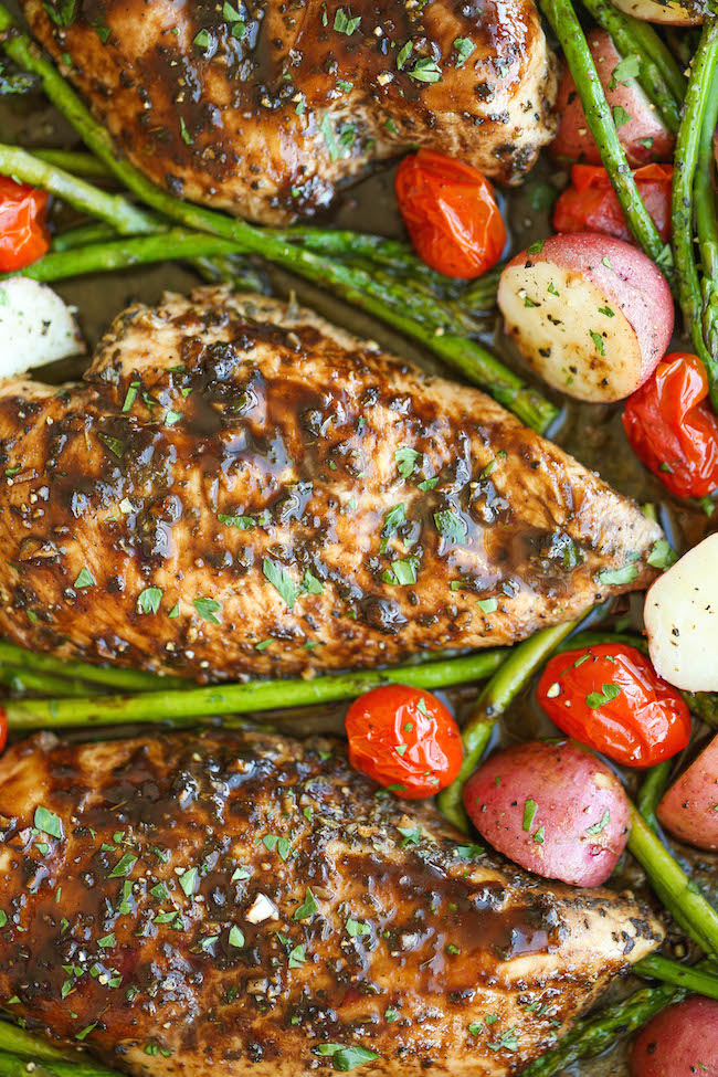 6 recipes that jazz up boring chicken breast