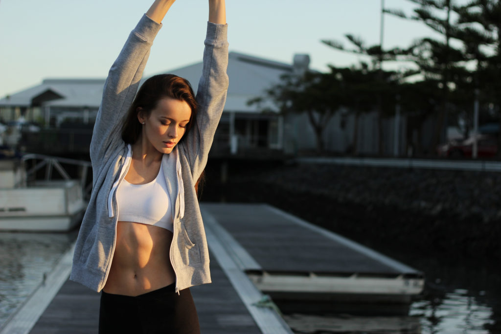 4 Easy Home Workouts For Tighter Abs- No Crunches Involved!